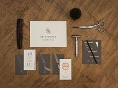 FirebellyDesign_ArtScience_01 #suit #identity #branding