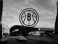 BROOKLYN NETS REDO — DERRICK C. LEE #blackwhite #nets #basketball #identity #nba #brooklyn
