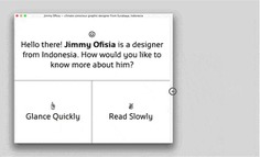 display.ofisia.name • Jimmy Ofisia — climate conscious graphic designer from Surabaya, Indonesia