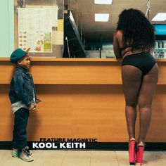 Kool Keith featuring Magnetic