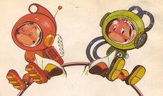 eyeone | seeking heaven #animation #mexico #illustration #vintage #1980s #1970s