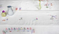 PENDUKA tablecloth