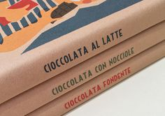 #illustration #vintage #chocolate #packaging