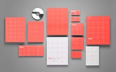 Tumblr #corporat #design #graphic #grid #identity