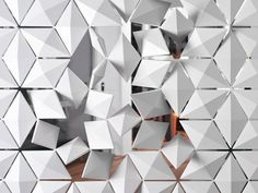 Facet Space Divider by Bas van Leeuwen and Mireille Meijs #divider