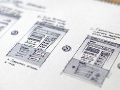 Ui_sketch_v01 #wireframe #sketch