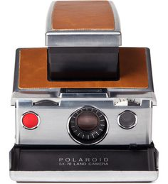 Polaroid Land Camera #camera #polaroid