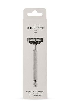 Student Spotlight:Â Gillette The Dieline #packaging #student