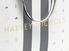 Harveynichols_grey_bags2 #packaging #box