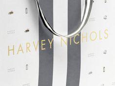 Harveynichols_grey_bags2 #packaging #box