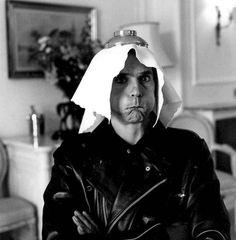 Black and White Celebrity Portraits by Helmut Newton #inspiration #photography #celebrity