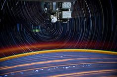 Astronaut Don Pettit's Photos of Earth from the International Space Station - Slate Magazine #space #exposure #star #long #trails