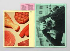 Fachklasse #odd format #print #layout #magazine