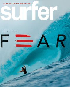 SURFER #cover #editorial #magazine