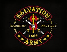 Salvation Army - CommonerInc #wardrobe #army #salvation