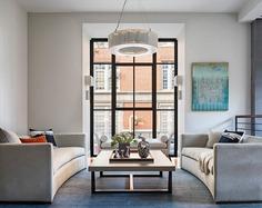 living room / CWB Architects
