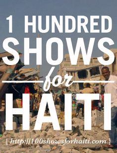 Google Image Result for http://images.huffingtonpost.com/2010 12 23 huffpohaiti.jpg #poster #typography