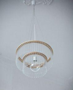 Test Tube Chandeliers by Pani Jurek #chandelier #candelabrum
