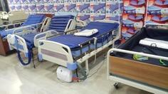 Bakım İşini Kolaylaştıran Hasta Yatakları