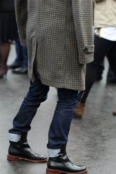 The Sartorialist #design #clothing #style
