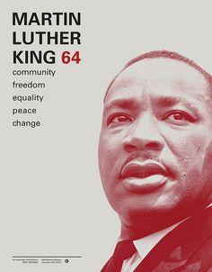 MLK #mlk #poster
