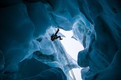 (2) Likes | Tumblr #frozen #climb #cave #up #man