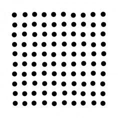 minimalvision 7 – Controlled excitation #circle #grid #minimal #geometric