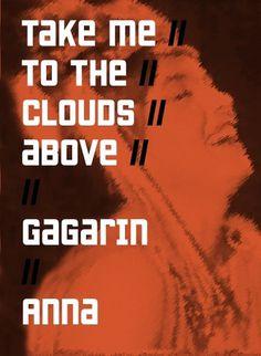Novo Typo - Gagarin Anna #novo #design #typeface #typo #typography
