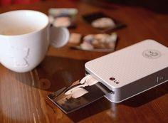 LG Pocket Photo Mobile Printer