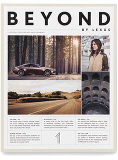 #layout #lexus