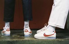 Nike Cortez  #sneakers #vintage #design #nike #cortez