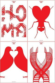 Hochelaga Mon Amour Posters by Paprika | Flickr : partage de photos ! #print #poster #montreal #paprika #homa #hochelaga