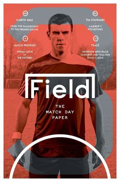 50 Alluring Magazine Cover Designs #field #design #graphic #cover #photography #magazine #typography
