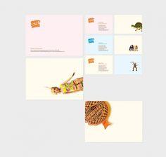 Naughtyfish design, Sydney (+612 9357 5911) #stationary #identity #branding