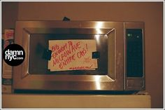 damn nyc - pictures #damnnyc #analog #damn #cat #microwave #photography #nyc