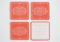 Business cards for Stammtisch der Filmemacher | Design by Cohezion
