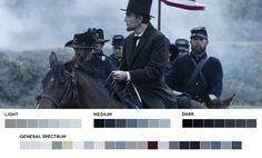 Movies in Color | Abduzeedo Design Inspiration #movies #color