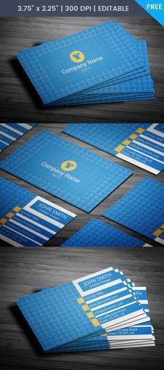 Free Freelance Developer Business Card Template