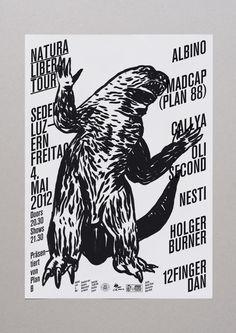 Herr Peter #illustration #poster