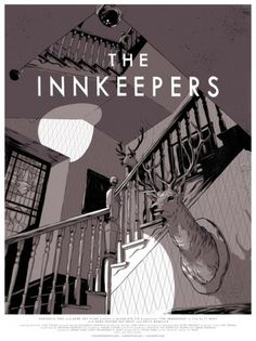 TheInnkeepersC.jpg (500×667) #color #screenprint #two #illustration #poster