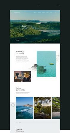 Discovery Land Company Website