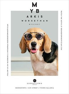 Design Army Fashions Rebrand For Optician