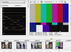 colorbar.jpg (598×439) #pattern #tv #test