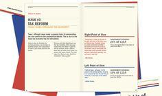 Re: America #branding #identity #america #politics #campaign