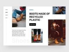 Shoes shop by Ricardo Salazar
