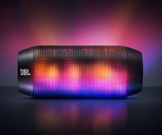 JBL PULSE Wireless Speaker With Light Show #sound #gadget