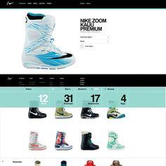 Nike, Just do it Webdesign ! webdesign #website