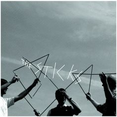Image of The Sticks 'The Sticks' CD / Double 7 Inch #album art #music #album cover #album #sticks