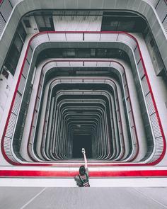 Long way down by Yik Keat Lee