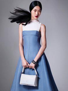 Tian Yifor Vogue China #fashion #model #photography #girl